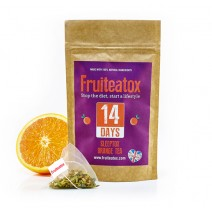 Fruiteatox Sleeptox Orange Tea 14g