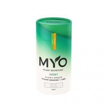 Myo Re Set Orange/Lime 250g