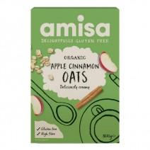 Amisa Porridge Oat/Apple Cinnamon GF 6 x 300g