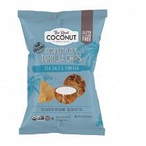 The Real Coconut Salt & Vinegar Chips 155g