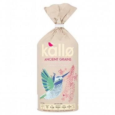 Kallo Ancient Grains Corn Cake Thins 150g