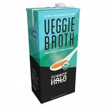 Ocean's Halo Sea Vegetable Broth 946ml