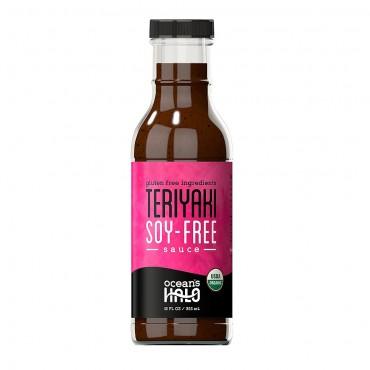 Ocean's Halo Teriyaki Soy Free Sauce 355ml