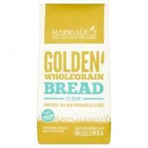 WH Marriage Golden Wholegrain Bread Flour 1kg