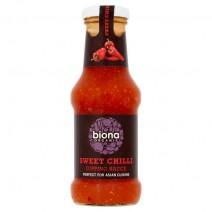 Biona Organic Sweet Chilli Sauce 6 x 250ml