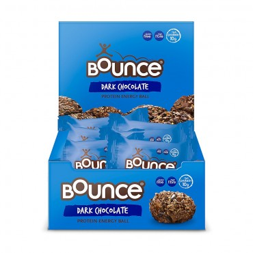 Bounce Dark Chocolate 12 x 40g