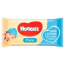 Huggies Pure Wipes (56)