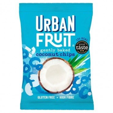 Urban Fruit Snack Packs Coconut 24x25g