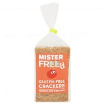 Mister Freed Tomato & Oregano Crackers 200g