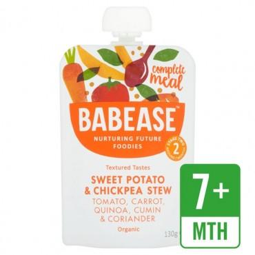 Babease Sweet Potato & Chickpea Stew 6x130g