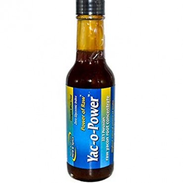 North American Herb & Spice Raw Yac-O-Power 150ml