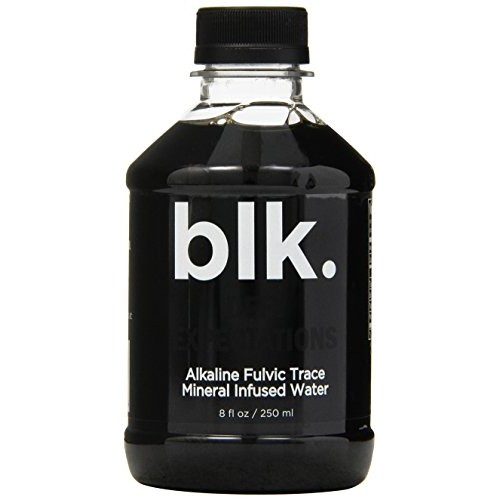Blk Fulvic Mineral Water 250ml