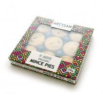 Artysan 9 Mini Organic Mince Pies 250g