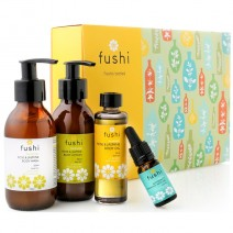 Fushi Heavenly Rose & Jasmine Complete Bodycare Collection