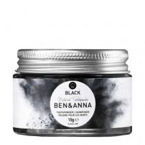 BEN & ANNA - Toothpowder (Black) Whitening 15g