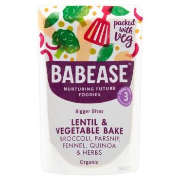 Babease Lentil & Vegetable Bake 6x190g