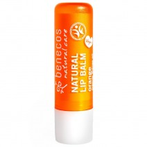 Benecos Orange Lipbalm x 8