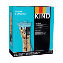 Kind Almond & Coconut Bars 40g x 12