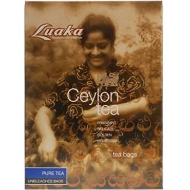 Luaka 250 Teabags