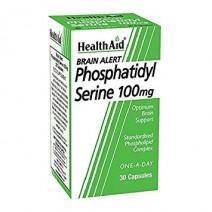 Health Aid Phosphatidyl Serine 100mg