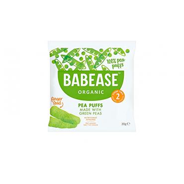 Babease Pea Puffs 5x20g