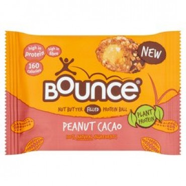 Bounce Vegan Peanut Butter Cacao 60x35g