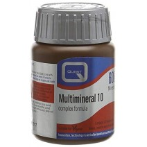 Quest Multi Mineral 10 60 Tablets