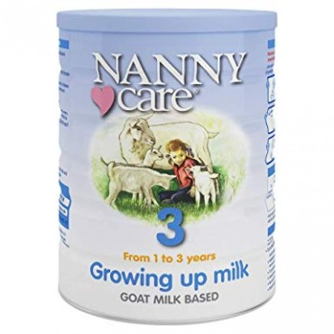 Nanny Care Growing Up Milk 900g