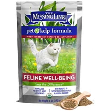 Missing Link® Pet Kelp™ Feline Well-Being Formula 170g