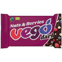 Vego Dark Nuts & Berries 12 x 85g