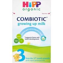 Hipp Organic Growing Up Milk 3 600g