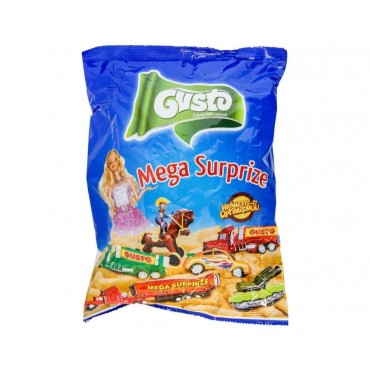 Gusto Salted Corn Puffs With Surprises 36 x 60g