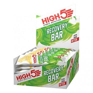 High 5 Recovery Bar Vanilla Banana 25 x 50g