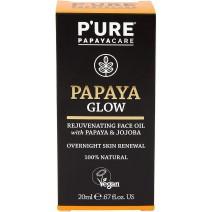 P'URE Papaya GLOW Face Oil - 20ml