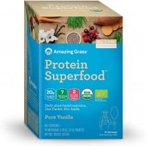Amazing Grass Protein Superfood Vanilla 10 x 31g