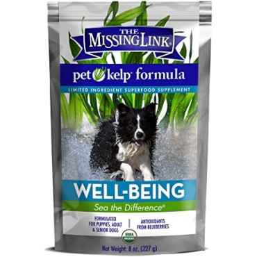 Missing Link® Pet Kelp™ Canine Well-Being Formula 227g