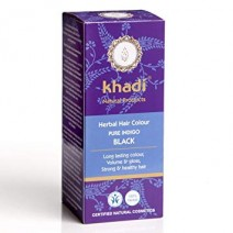 Khadi Herbal Hair Colour Pure Indigo 100g