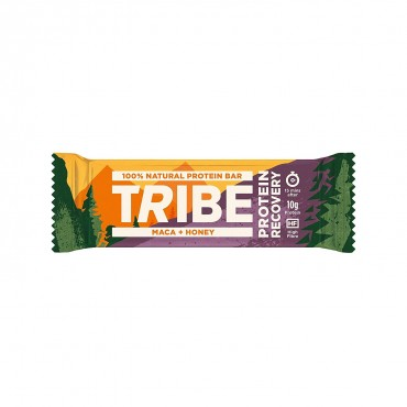 Tribe Maca & Honey Protein Bar 58g
