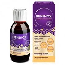 Benenox Recharge Lemon & Ginger 135ml