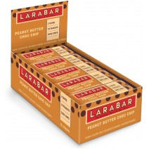 Lara Bar 45g x 16 - Peanut Butter Choc Chip