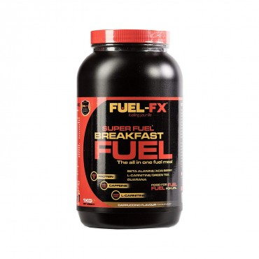Fuel FX Breakfast Fuel Caramel Latte 1kg