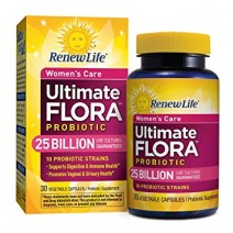 Renew Life Ultimate Flora Women's 30 Capsules