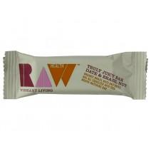 Raw Organic Date & Brazil Nut Bar 12x46g