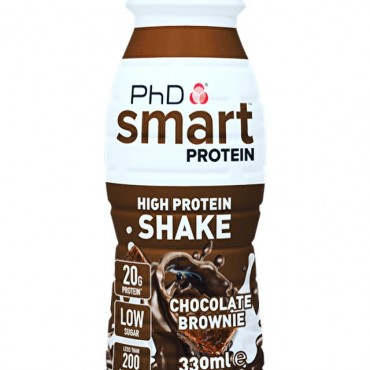 PHD Smart Protein Chocolate Brownie 330ml