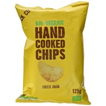 Trafo Hand Cooked Cheese Onion Crisps 125g