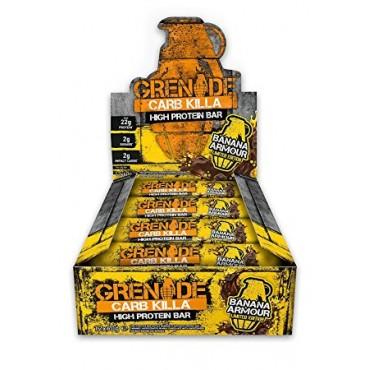 Grenade Carb Killa Banana Armour 12 x 60g