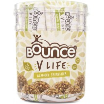 Bounce Vegan Balls Almond & Spirulina 60x40g