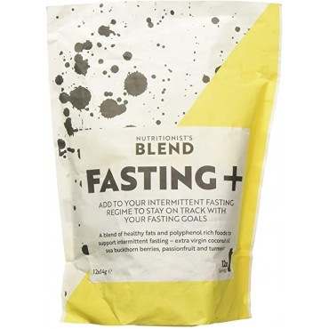 Nutritionists Blend Fasting Sticks 4 x 36 x 4g