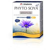 Arkopharma Phyto Soya Woman Day & Night 60 Caps
