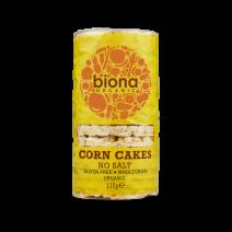 Biona Corn Cakes Organic 12 x 110g